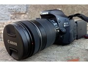 Canon 600D efs 18-135mm