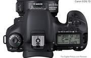 Продам б/у фотоаппарате canon EOS 7D
